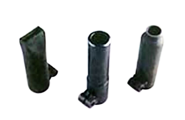 Swaging & Reducing.  Chipping Gun Nozzles, swaged, shaped and reduced to spec.