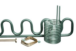 Photo Gallery, link to- Cooling Lines and Coils