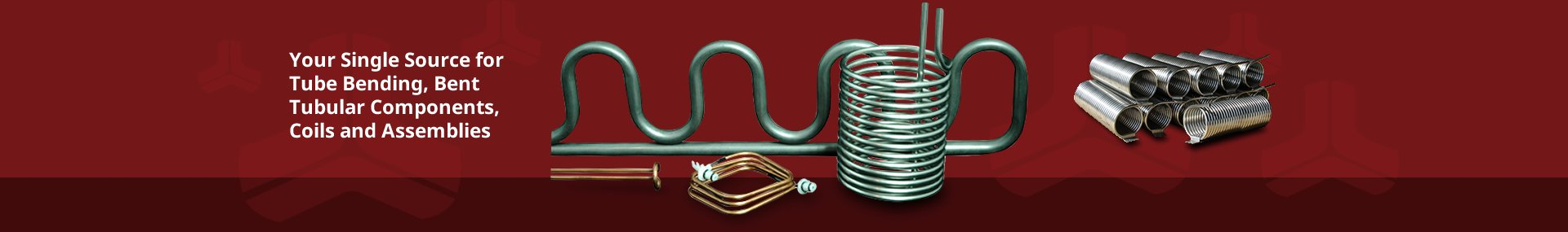 Your single source for tube bending